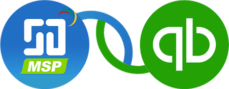 ServiceDesk Plus MSP integrates with QuickBooks Online